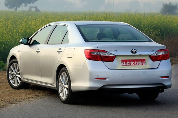 New Toyota Camry - RearView