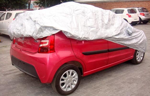 2013 Maruti Suzuki A-Star facelift - RearView