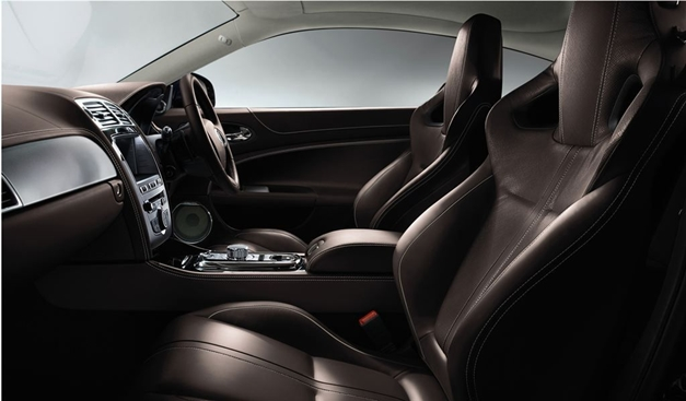 Jaguar XKR Special Edition - Interior