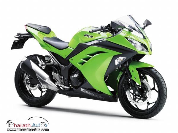 2013 Kawasaki Ninja 250R - FrontView