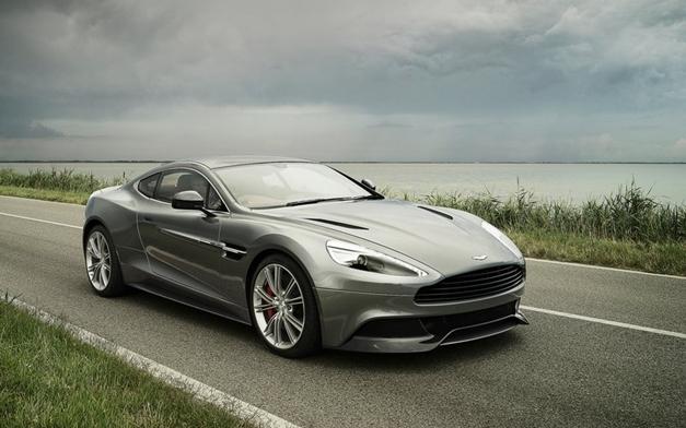 Aston Martin Vanquish - Exterior