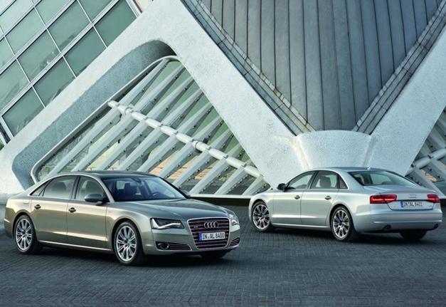 Audi A8L 4.2 TDI Quattro - Exterior