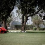 Lamborghini Aventador with an Elephant - 006