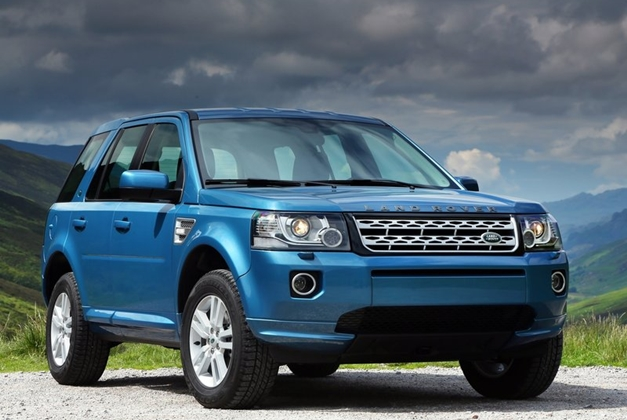 2013 Land Rover Freelander 2 - FrontView