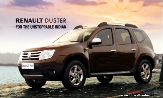 Renault Duster Official TV Commercial