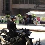 Aamir Khan shooting in Chicago - 001