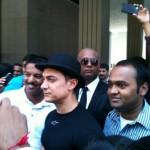 Aamir Khan shooting in Chicago - 004