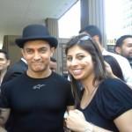 Aamir Khan shooting in Chicago - 003