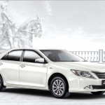 All New Toyota Camry - 001