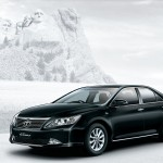 All New Toyota Camry - 003