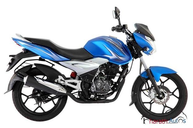 New Bajaj Discover 125 ST