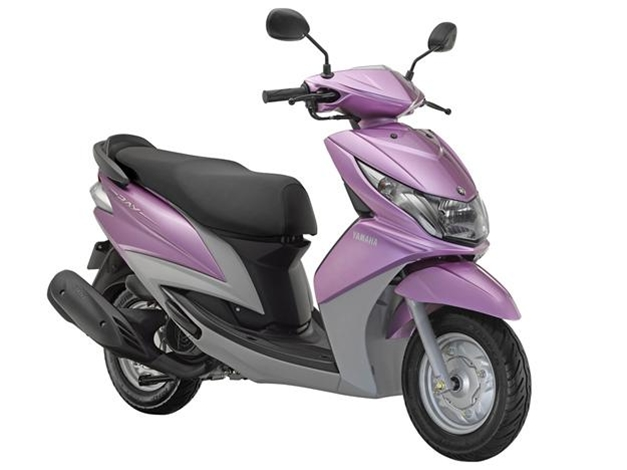 Yamaha Ray Scooter - FrontView