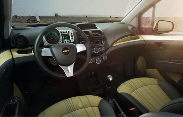 2013 Chevrolet Beat - Interior