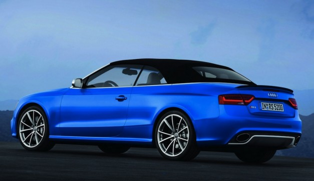 2013 Audi RS5 Cabriolet - RearView