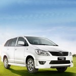 Toyota Innova Aero limited edition