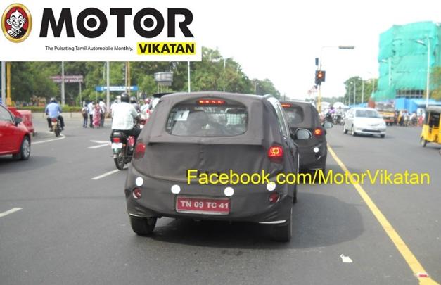 2014 Hyundai i10 in India - 003