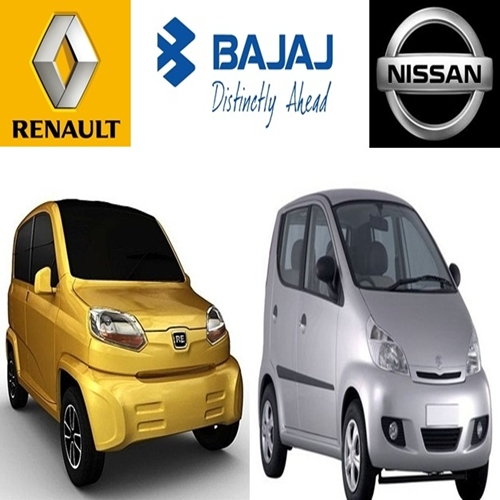 Bajaj's ULC Car Project