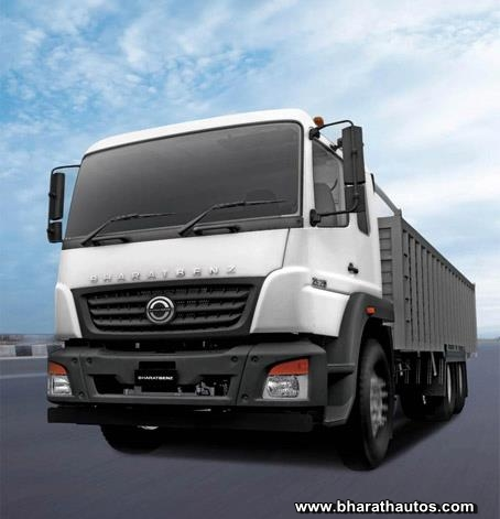 Bharatbenz Launches Three Heavy Duty Trucks In India