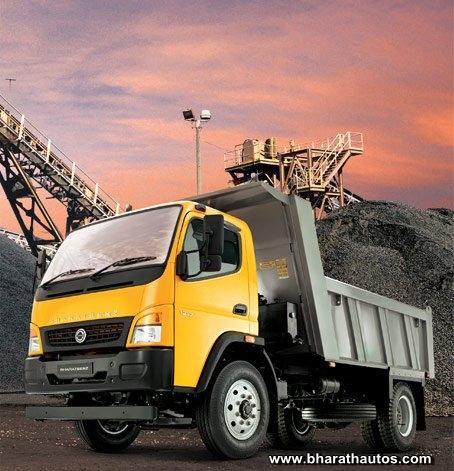 Bharatbenz Launches Three Heavy Duty Trucks In India