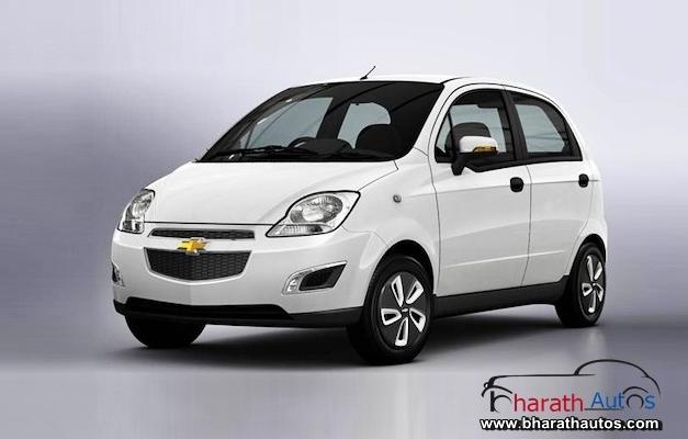 Chevrolet Spark facelift