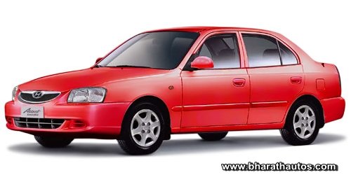 Hyundai Accent Executive Sedan