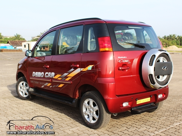 Mahindra Quanto - RearView