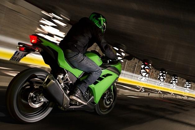 2013 Kawasaki Ninja 300R - RearView