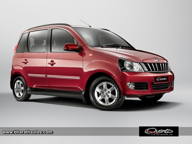 Mahindra Quanto Compact Suv Launched At Rs 5 82 Lakh