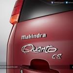 Mahindra Quanto Compact SUV - 011