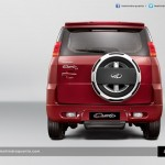 Mahindra Quanto Compact SUV - 002
