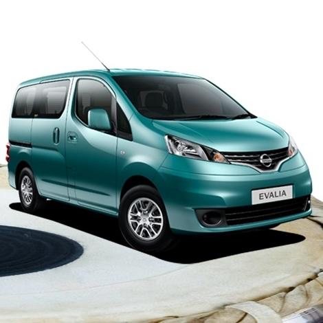 Nissan Evalia MPV