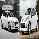 Peugeot cars seen testing in India