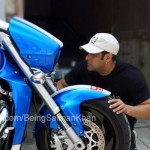Salman Khan's Suzuki Intruder M1800RZ