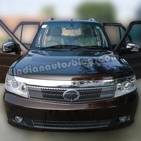 Tata Safari Storme SUV