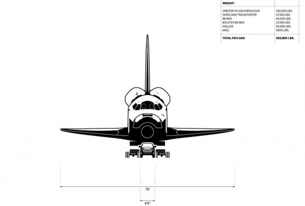 Toyota Tundra is set to tow the space shuttle Endeavour - 002