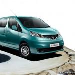 Nissan Evalia MPV - 001