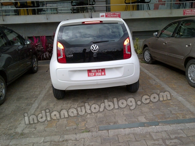 Volkswagen Up! 3-door version - 002