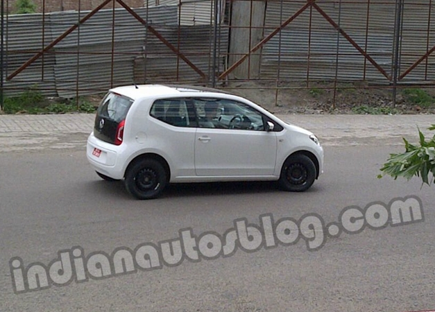 Volkswagen Up! 3-door version - 001