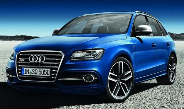 Audi SQ5 TDI Exclusive Concept - Exterior