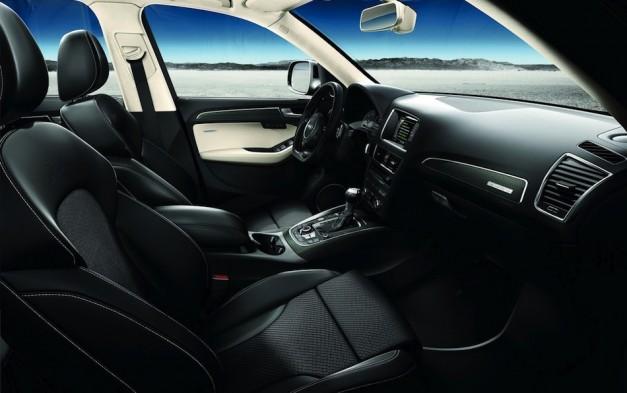 Audi SQ5 TDI Exclusive Concept - Interior