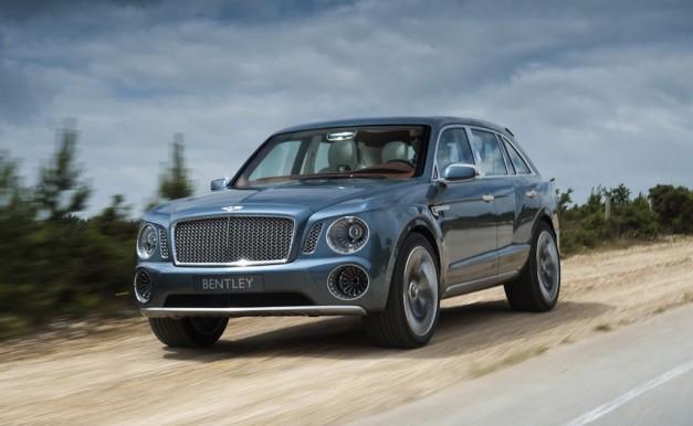 Bentley EXP 9 F SUV Concept - 002