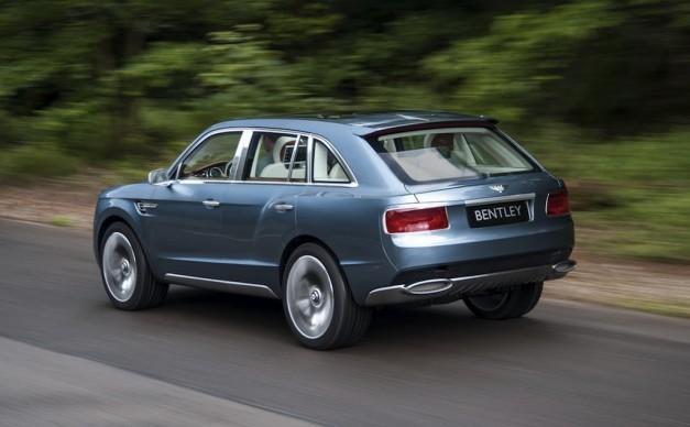 Bentley EXP 9 F SUV Concept - 003