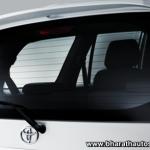 Toyota Innova Aero limited edition - Roof spoiler