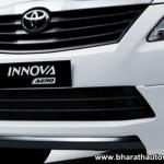 Toyota Innova Aero limited edition - Front bumper spoiler