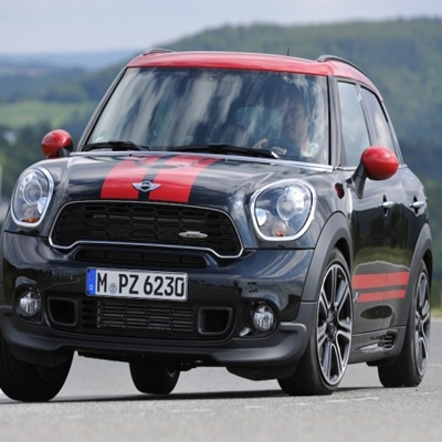 2013 Mini John Cooper Works Countryman