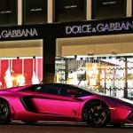 Matte Pink Lamborghini Aventador LP760-2 - 003