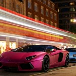 Matte Pink Lamborghini Aventador LP760-2 - 002