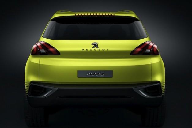 Peugeot 2008 Concept - 004