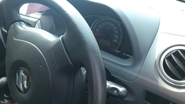 New Maruti Alto 800 - DriverSide Airbag