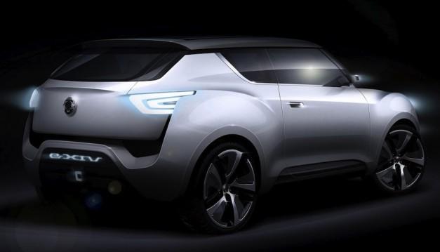 SsangYong e-XIV Concept - 002